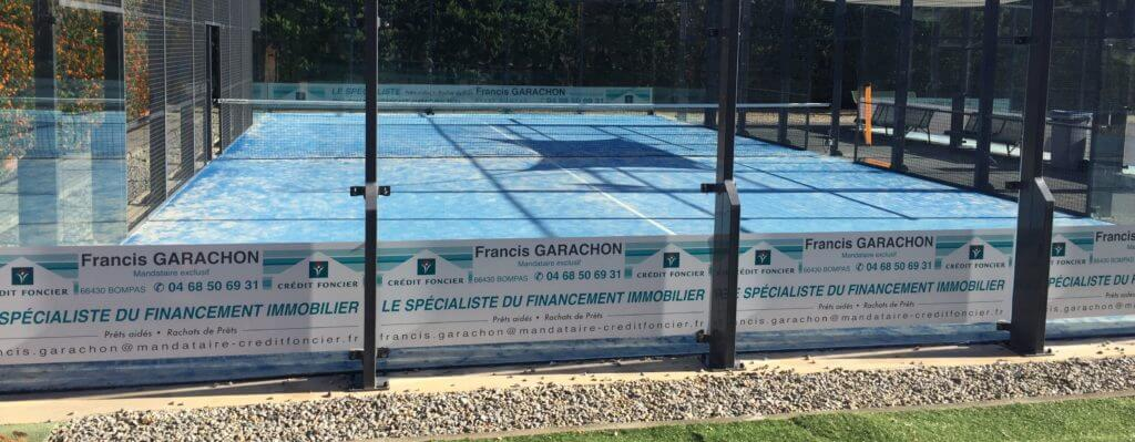 Namming Courts exemple Gestion Sports