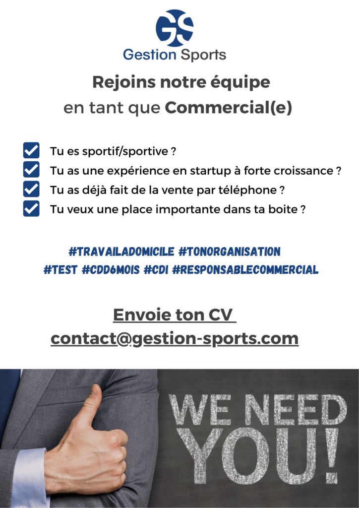 GS Recrute - Commercial